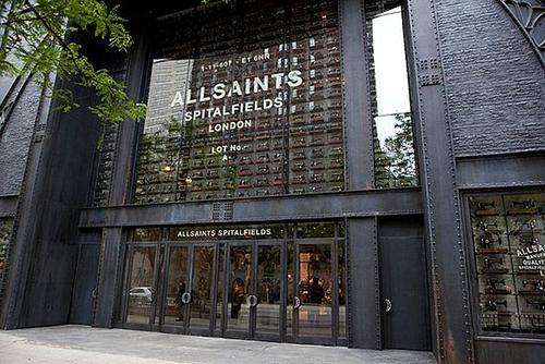 allsaints chicago store