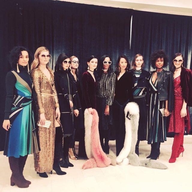 Sparkles and sequins and velvet!!! sparklejumpsuit musthave aboutlastnight dvf 70sstylehellip