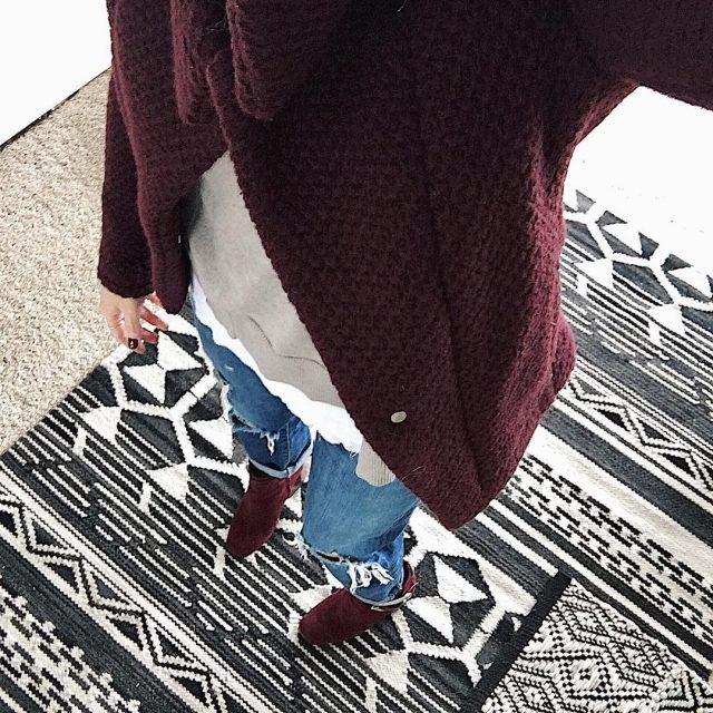 ootd iro jacket allsaints sweater ag jeans alexanderwang boots hautetherapyhellip